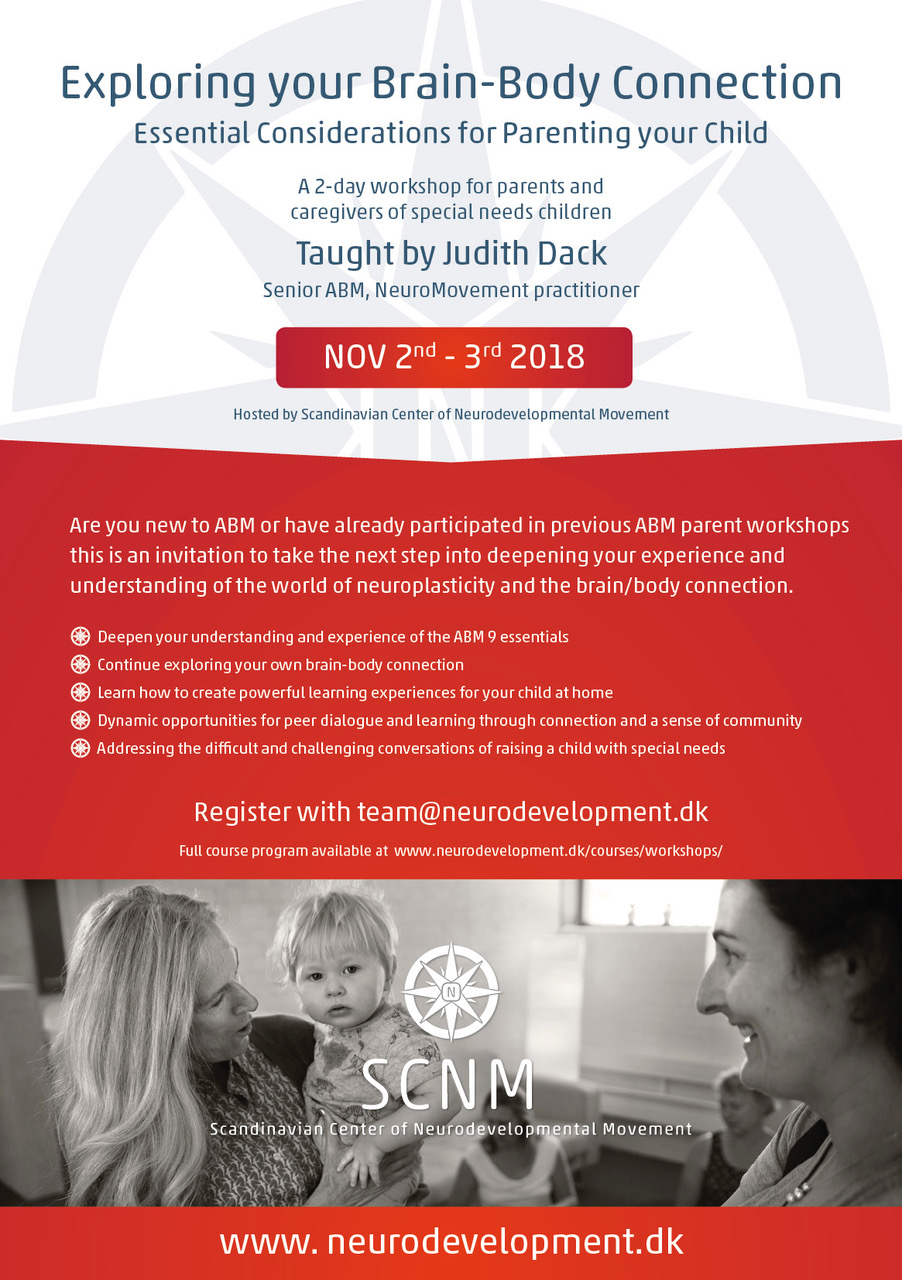 Addressing Special Needs Parents >> November 2018 A 2 Day Workshop For Parents And Caregivers Of